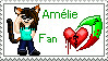Amelie Fan stamp by CrazyMeliMelo
