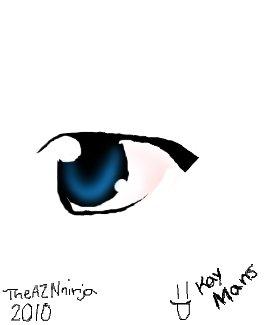 Anime Eye skill touchup by TheAZNninja