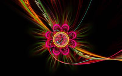 Beam's flower by trezoid