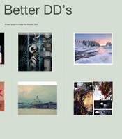 Better DD's by trezoid