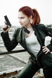 Deadly redhead
