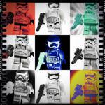 Stormtroopers by MelaClara