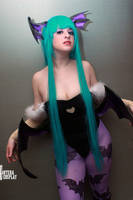 Winged Succubus by LitheCosplay