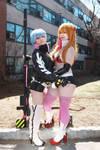 Asuka and Rei 3