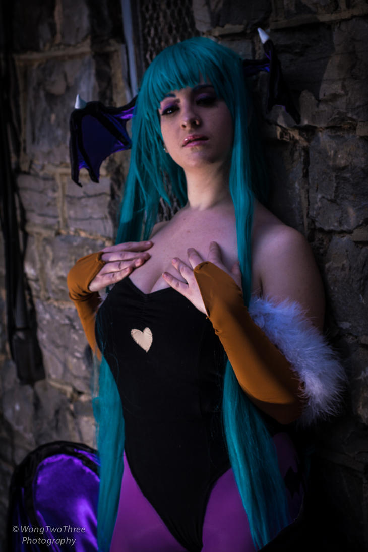 Morrigan 11 by Lily-in-Leather
