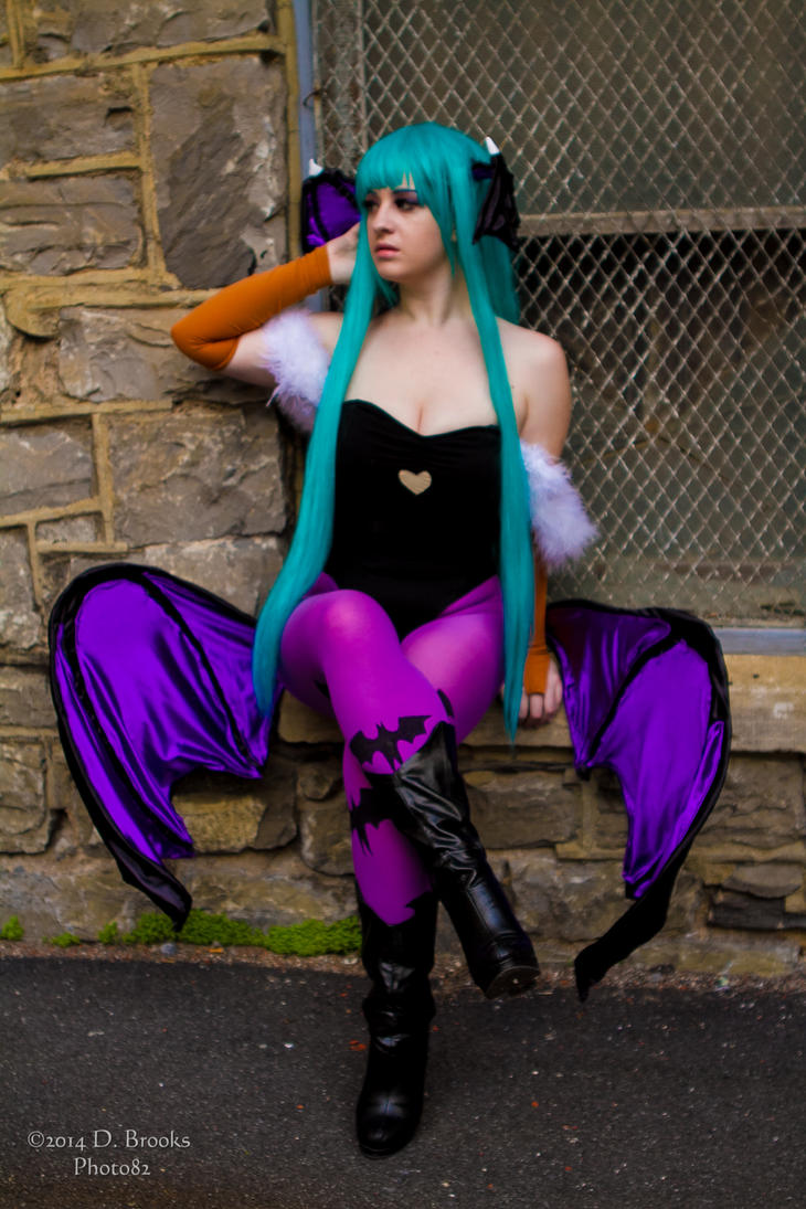 Morrigan 12 by Lily-in-Leather