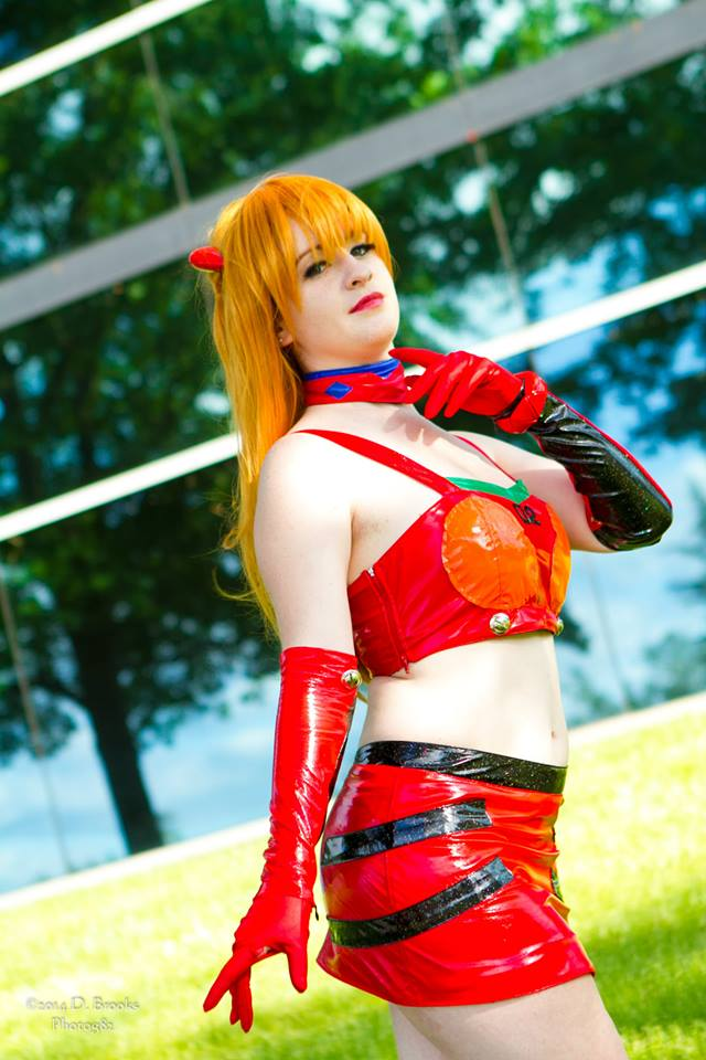 Race Queen Asuka 6 by IchigeiCosplay