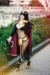 Tharja - Conneticon 3 by LitheCosplay