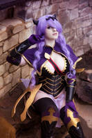 Camilla - Katsucon 4 by LitheCosplay
