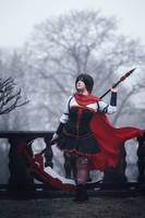 Ruby Rose - December Shoot 3 by LitheCosplay