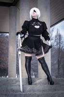 2B - January Shoot 2 by LitheCosplay