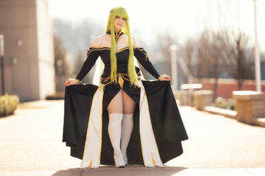 Empress CC - Katsucon by LitheCosplay