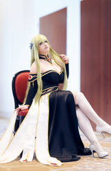 Empress CC - Katsucon 2 by LitheCosplay