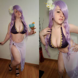 Summer Camilla Costest by LitheCosplay
