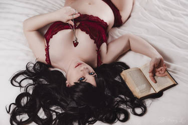 Rin Boudoir - CPAC by LitheCosplay