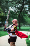 Lightning - Kupocon 2 by LitheCosplay