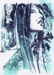 Geisha by darquem