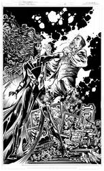 Scary inks over...