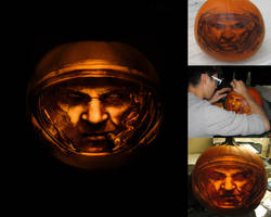 StarCraft pumpkin Process by qw3323