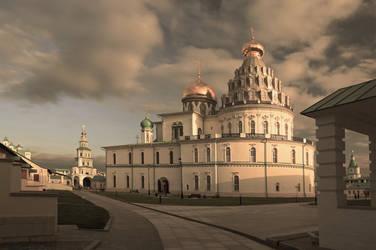 Monastery New Jerusalem