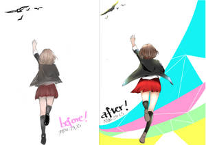 xD i drew the same pic after one day...
