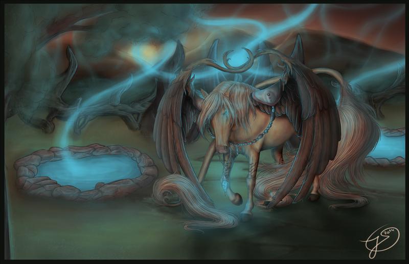 ~ Guardian of the Water ~ by MySweetRambo