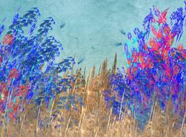 Blau by PapaGolf54