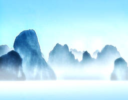 Magic Places on SOL III - Halong-Bay