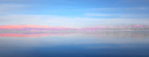 Magic Places on SOL III - The Dead Sea