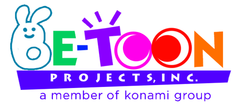 Be-Toon Projects, Inc. logo with Rabeat