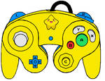 GameCube Controller - Starfy Edition