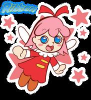 Ribbon (Kirby) [Pop'n Art Jam June] by MamonStar761