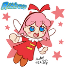 Ribbon (Kirby) [Pop'n Art Jam June]