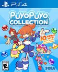 Puyo Puyo Collection Box Cover Art (PS4 Ver.)