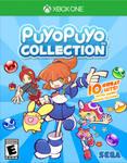 Puyo Puyo Collection Box Cover Art (Xbox One Ver.)