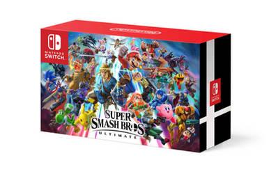Smash Ultimate Bundle Box Art Back [FANMADE]