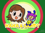 Hana and Candy (TJ title parody) [Pop'n] by MamonStar761