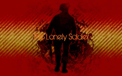 The Lonely Soldier by Marcel94afca