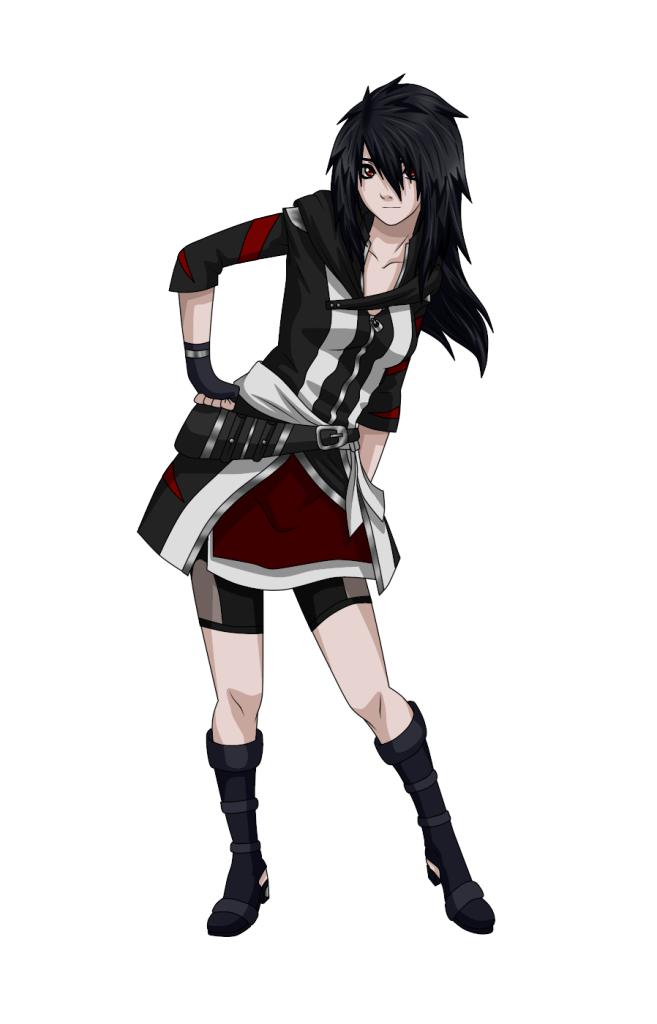 Anime Ninja Girl Outfit /search?q=anime Ninja Girl