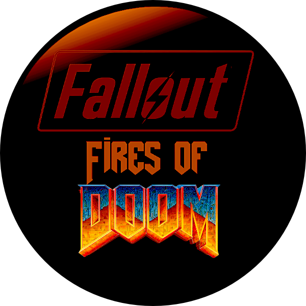 Fallout: Fires of Doom dock icon by Bauglir100