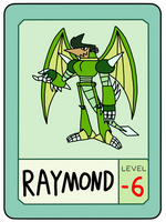 Super Lakewood Plaza Turbo - Raymond  by KujaroJotu