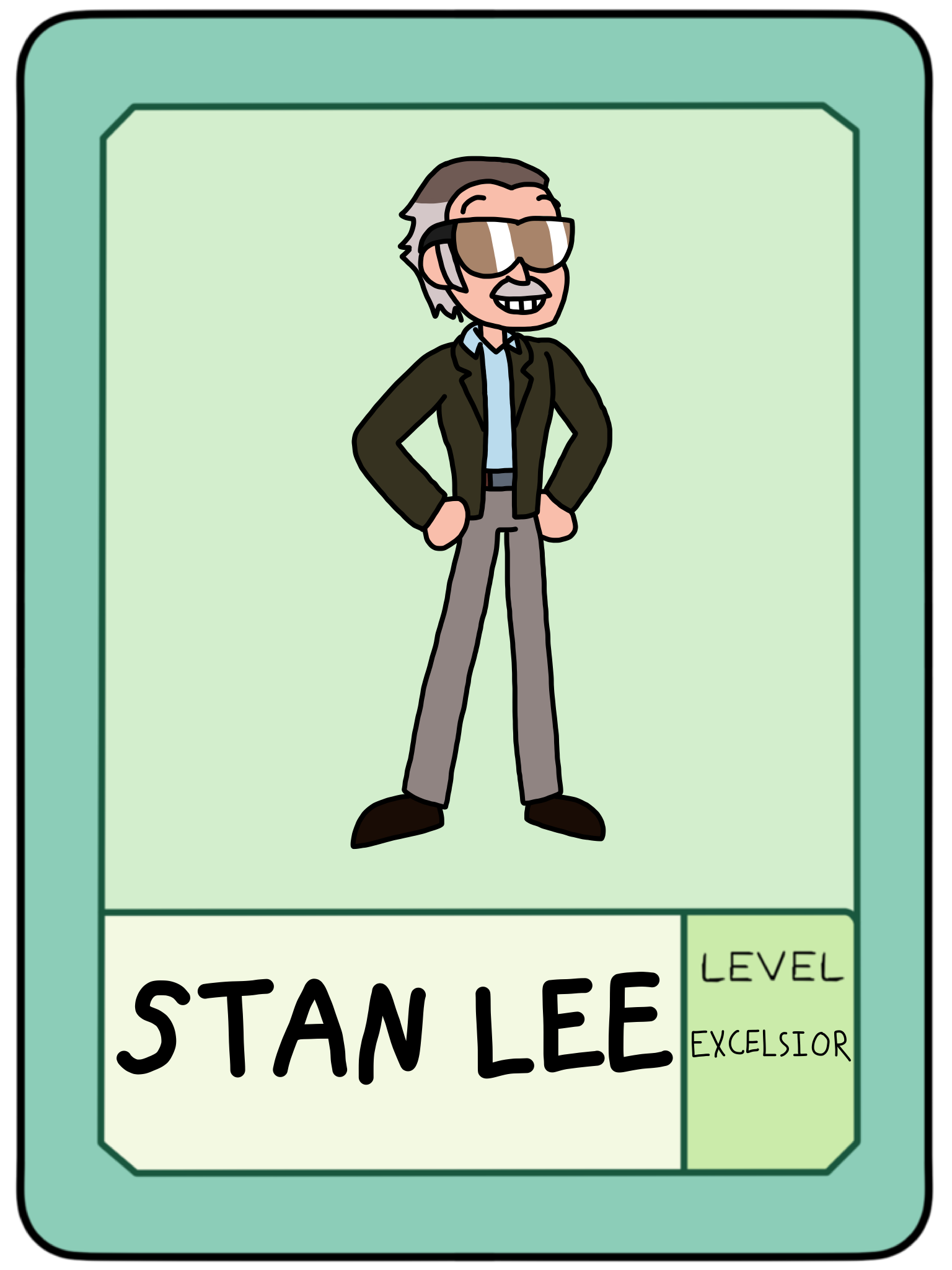 Super Lakewood Plaza Turbo - Stan Lee
