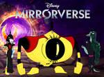 Disney Channel Mirrorverse: Team Mastermind by KujaroJotu