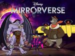 Disney Channel Mirrorverse: Team Wings by KujaroJotu