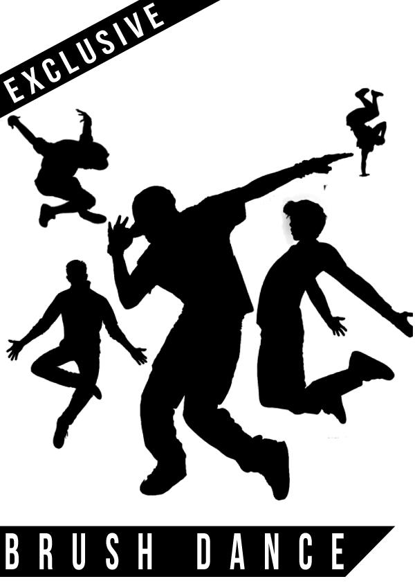 Brush Dance Hip Hop by josephmtm on DeviantArt