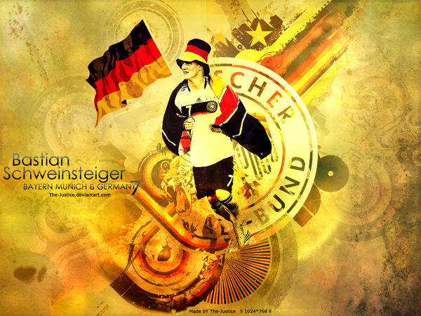 Schweinsteiger..Germany by The-Justice
