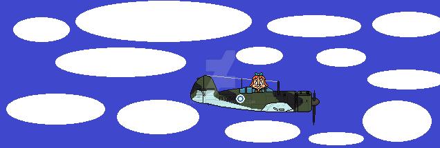 WW2-Tiny Toons: Elmyra Duff by denmark137