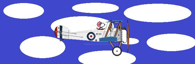 WW1-Peanuts: fifi by denmark137