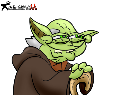 Master Yoda Meme