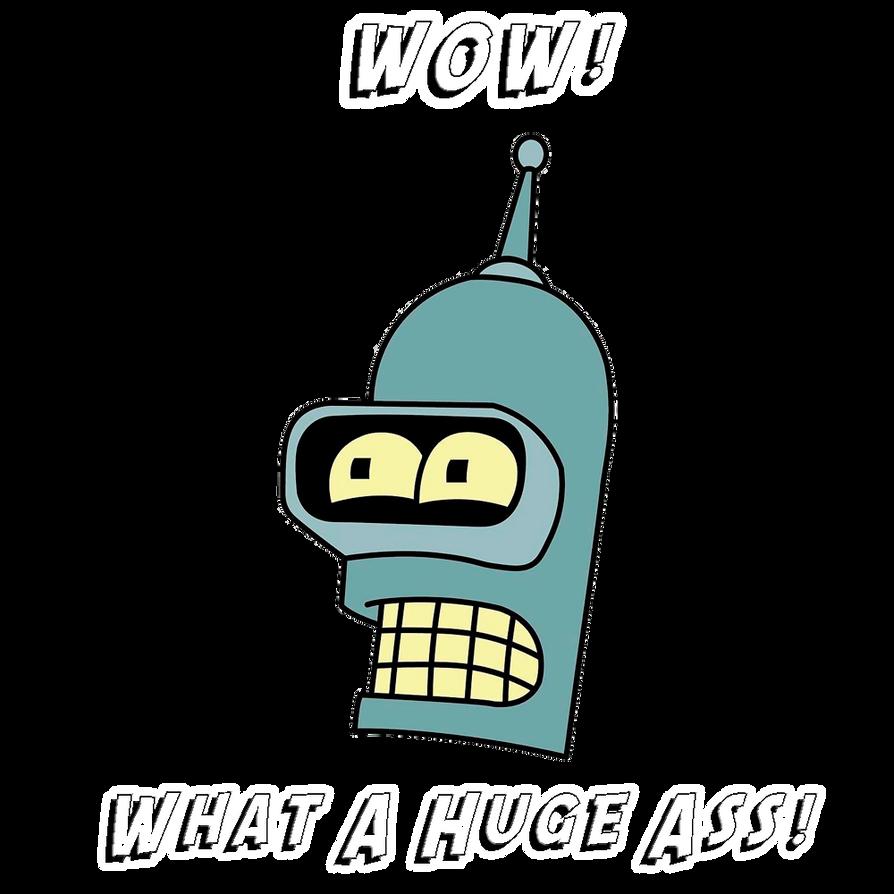 Bender-robot-assistant